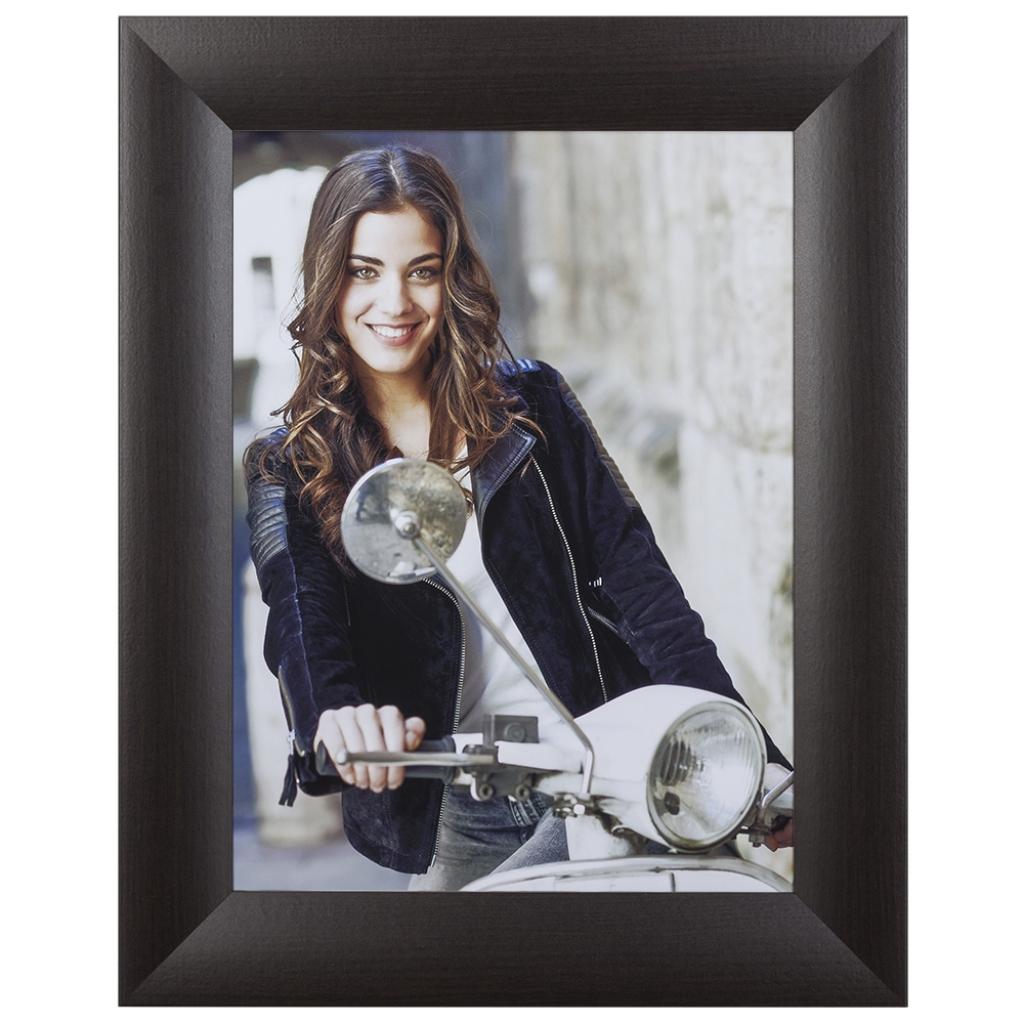 Zwart-bruine-fotolijst-6cm-40x40