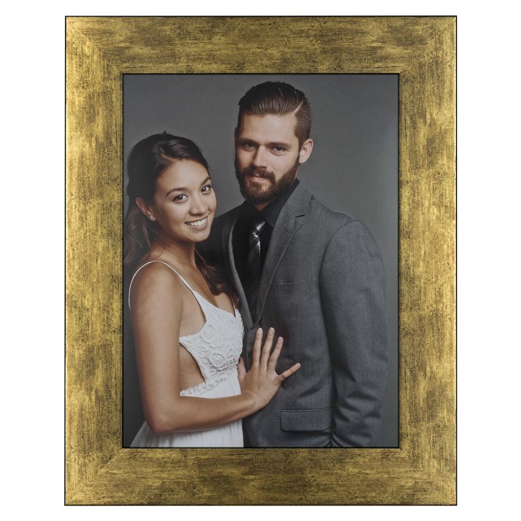 Gouden fotolijst, Breed profiel