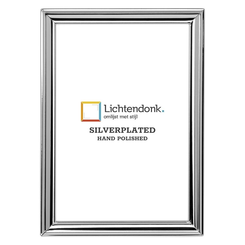 Silverplated Fotolijst Bologna - 20x25