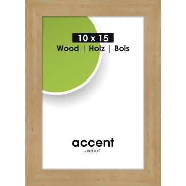 Fotolijst Accent Wood Naturel - 10x15