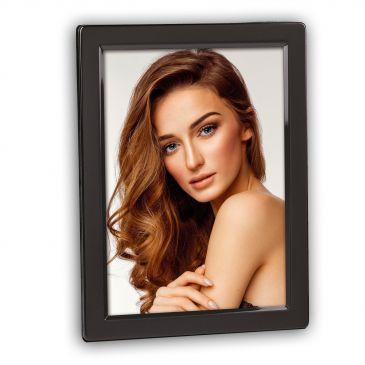Zwart Metalen Fotolijst - Fotomaat 10x15