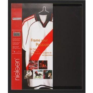 Framebox Mat zwart - 70x90 - Professioneel t-shirt inlijsten
