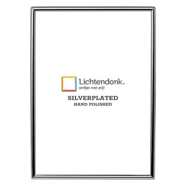 Silverplated Fotolijst Palermo - 20x25