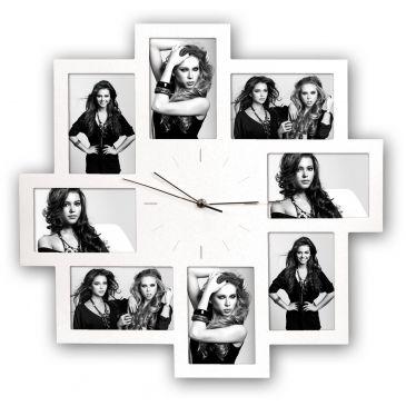 Collage fotolijst Trieste White