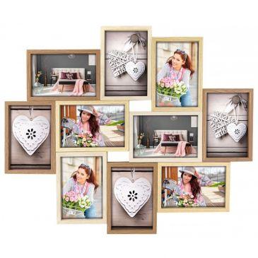 Collagelijst Montreaux 10x 10x15 foto